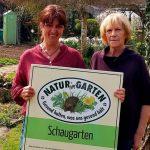 Natur im Garten-Schaugarten
